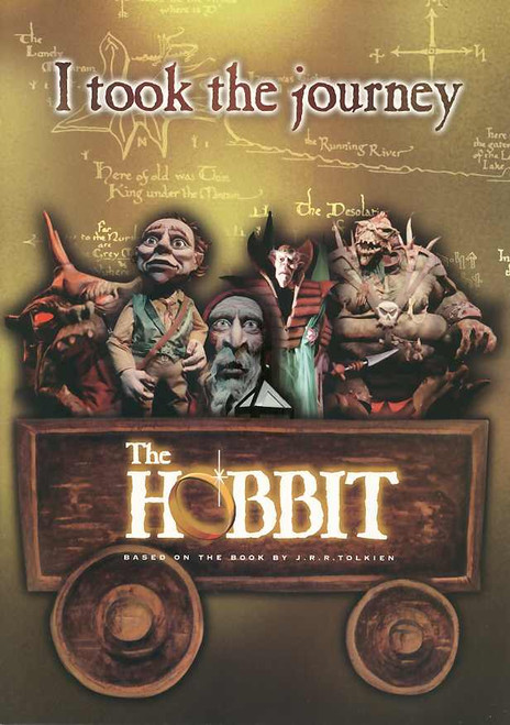 The Hobbit on Stage (Puppets), Henri Szeps, Lachan Haig, Stephan Friedrich, Ramsay Everingham, Australian Tour 1998