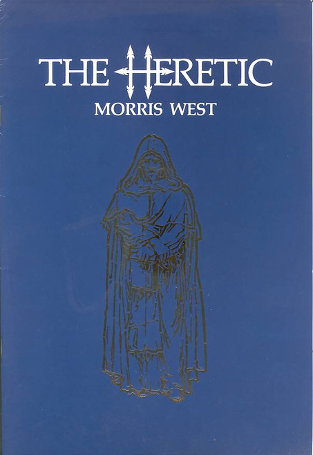 The Heretic (Play), Jonathan Sweet, Nicholas Papendemetriou, Brian James, Vicki Lake, Sydney Opera House 1985