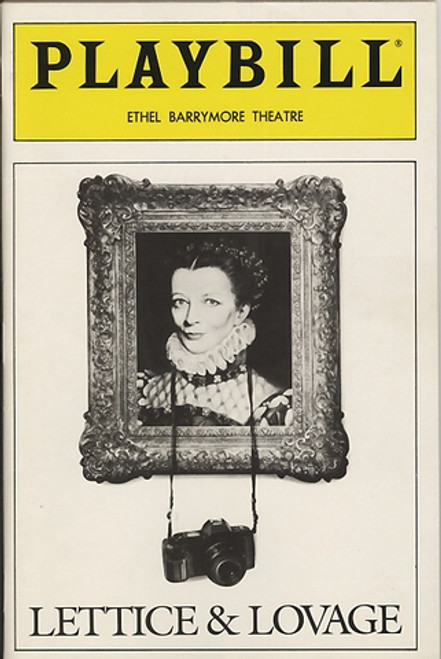 Lettice and Lovage is a comedic play by Peter Shaffer, author of Equus and Amadeus. The play was written specifically for Dame Maggie Smith, who originated the title role of Lettice Douffet in both the English and American runs of the production.