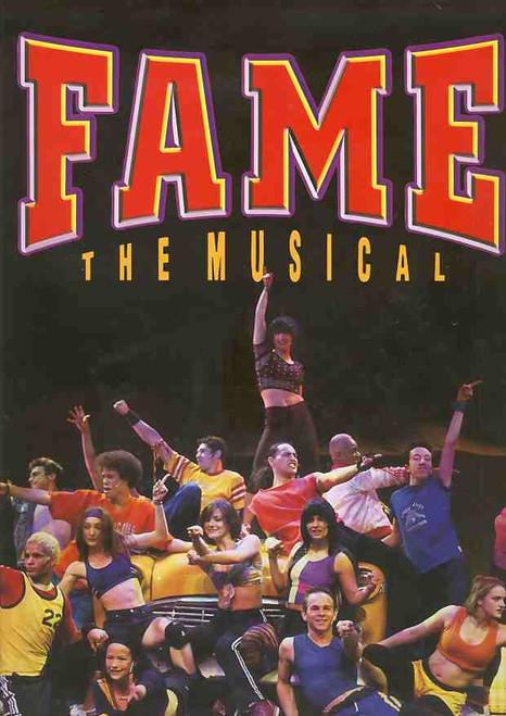 Fame (Musical), Tony Sheldon, Peter Murphy, Ana Maria Belo, Miguel Ayesa, 1999 Australian Tour
