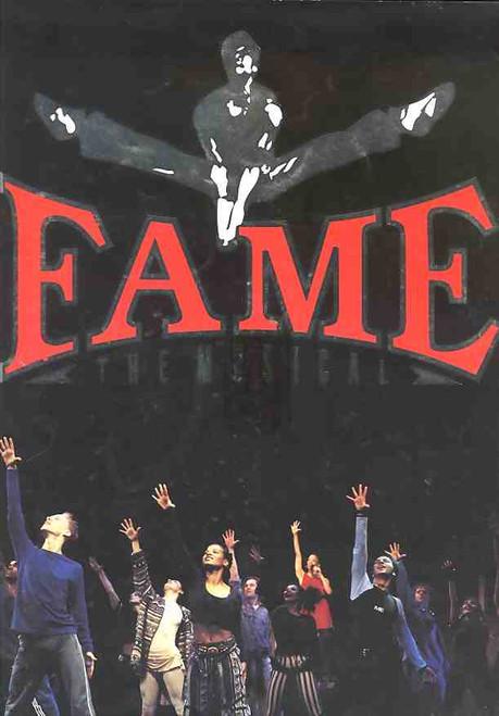 Fame (Musical), Miquel Brown, Vivien Parry, Harry Landis, Bill Champion, Gemma Wardle, 1995 London Production
