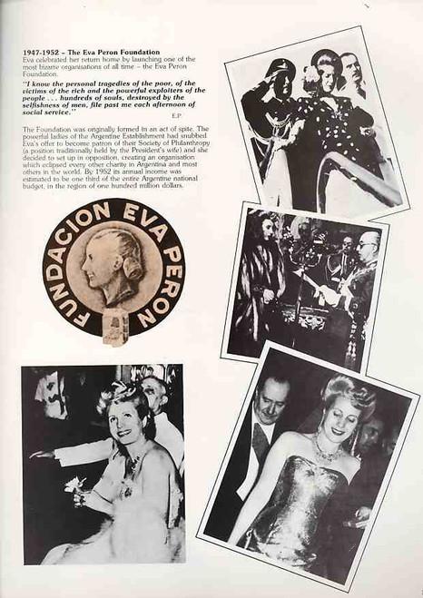 Evita (Musical), Jennifer Murphy, Peter Carroll, John O'May, Tony Alvarez, Laura Mitchell, 1980 Australian Tour