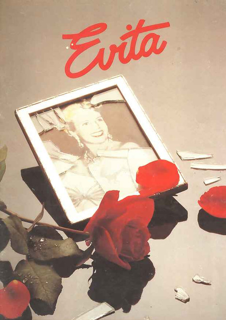 Evita (Musical), Jennifer Murphy, Peter Carroll, John O'May, Tony Alvarez, Laura Mitchell, 1980 Australian Tour