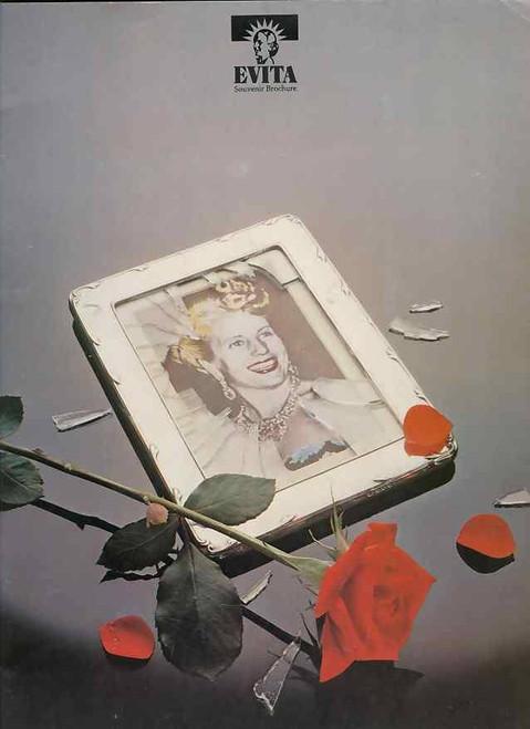 Evita (Musical), Elaine Paige, John Turner, Gary Bond, Marti Webb, Janet Shaw, 1979 Prince Edward Theatre London