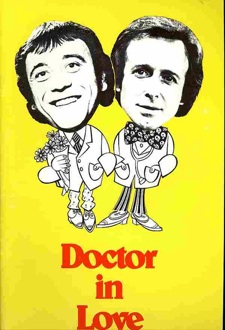 Doctor in Love (Play) - 1977 Australian Tour, Robin Nedwell, Geoffrey Davies, Lyndel Rowe, James Beattie, Doctor in Love is based on a 1960 British comedy film