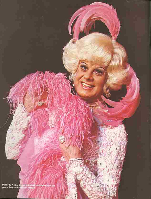 The Danny La Rue Show (Concert. Comedy), Danny La Rue, Garry Douglas - Australian Tour 1979