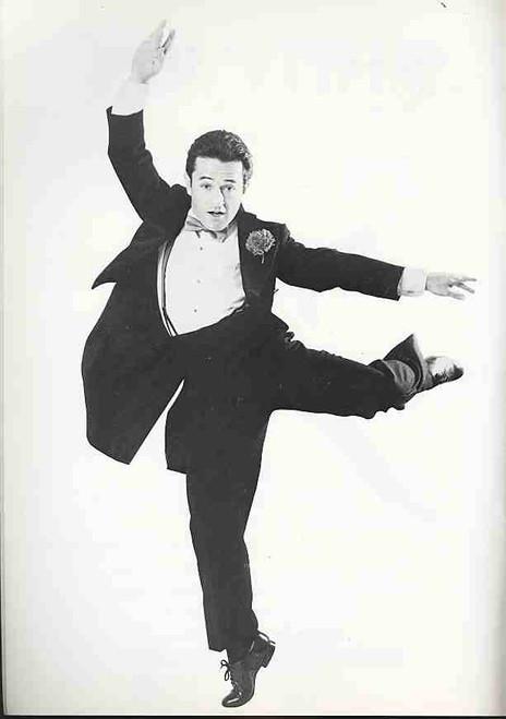 Dancin' Man (Song & Dance), David Atkins, Rhonda Burchmore, Sheree da Costa, 1987 Australian Tour