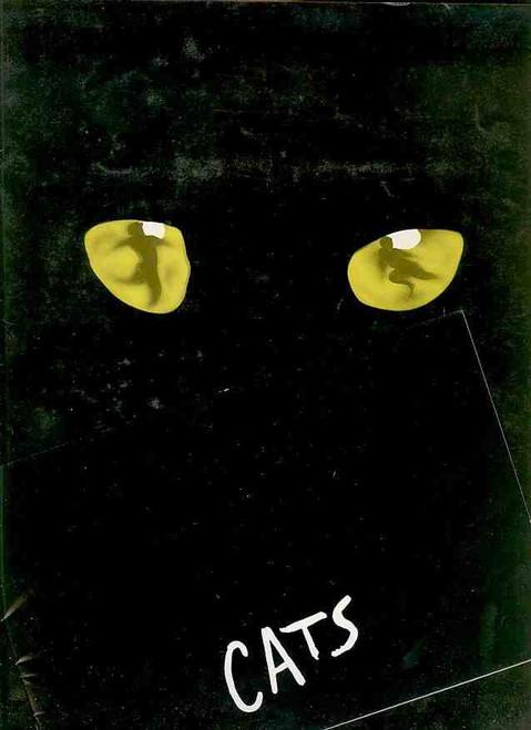 Cats (Musical), Debbie Byrne, Gary Jones, Dean Bate, Grant Smith, Cat Lawrence, 1985 Theatre Royal Sydney Australia
