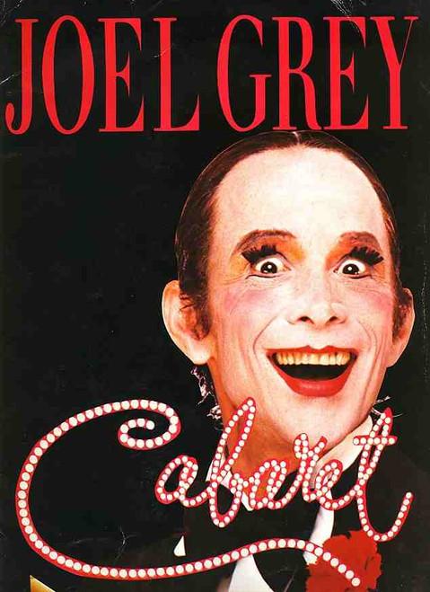 Cabaret (Musical), Joel Gray, Gregg Edelman, David Staller, David Vosburgh, Regina Resnik,  Golden Gate Theatre San Francisco 1987