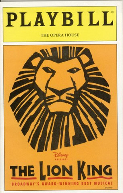 The Lion King  is a musical based on the 1994 Disney animated film of the same name with music by Elton John and lyrics by Tim Rice