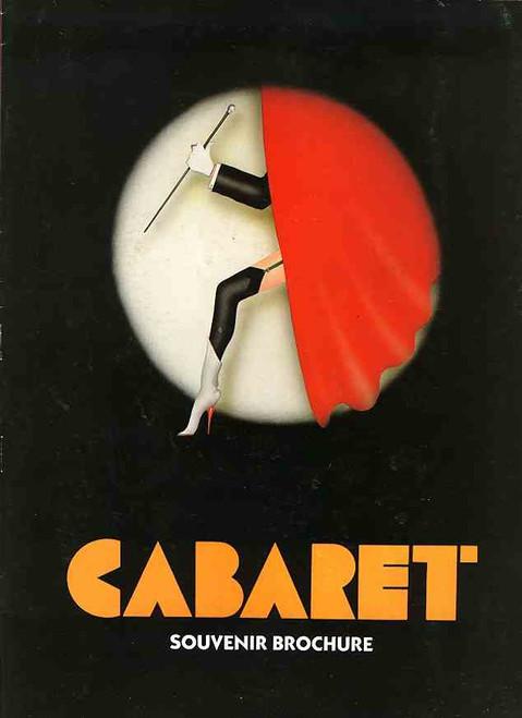 Cabaret (Musical), Wayne Sleep, Kelly Hunter, Peter Land, Rodney Cottam, Grazina Frame, UK 1986 Production London