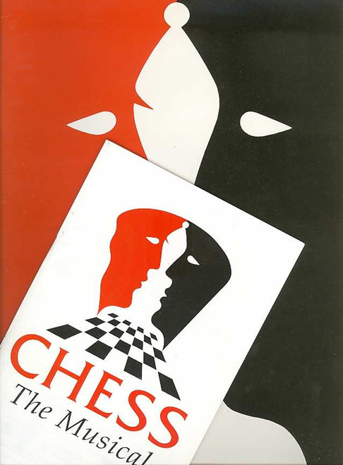 Chess (Musical) 1990, lyrics by Tim Rice and music by Björn Ulvaeus and Benny Andersson, 1990 Australian Production