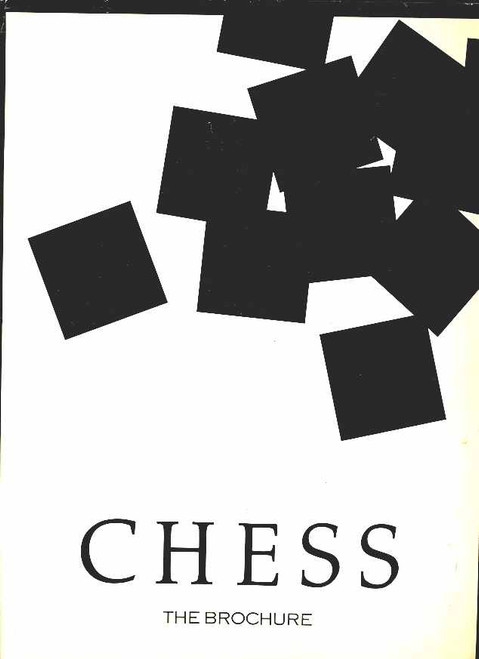 Chess (Musical), lyrics by Tim Rice and music by Björn Ulvaeus and Benny Andersson, Prince Edward Theatre London 1987