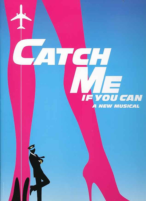 Catch Me If You Can (Musical), Norbert Leo Butz, Aaron Tveit, Tom Wopat, Linda Hart - Neil Simon Theatre, Souvenir Brochure
