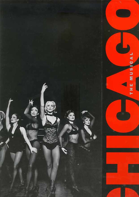 Chicago (Musical), Chelsea Gibb, Sharon Millerchip, Simon Burke, Maria Mercedes, 2000 (Brisbane) Australian Production
