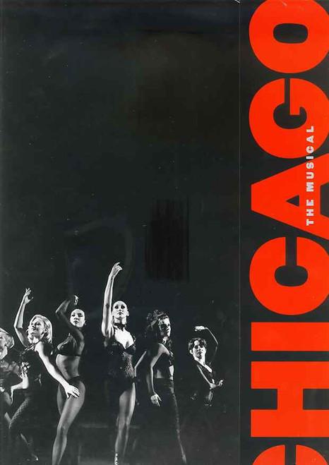 Chicago (Musical), Caroline O'Connor, John Diedrich, Maria Mercedes, Anthony Weigh, 1999 (Sydney) Australian Production