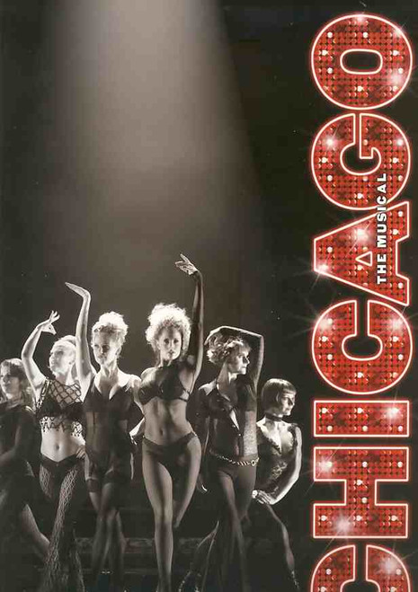 Chicago (Musical), Caroline O'Connor, Sharon Millerchip, Craig McLachlan, Gina Riley, 2009 Australian Nat Production