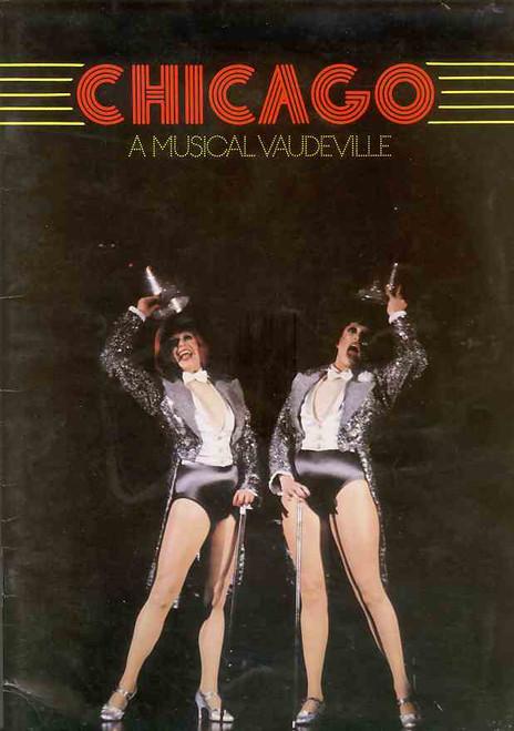 Chicago (Musical), Nancye Hayes, Geraldine Turner, Terence Donovan, Judi Connelli, 1981 Australian Production