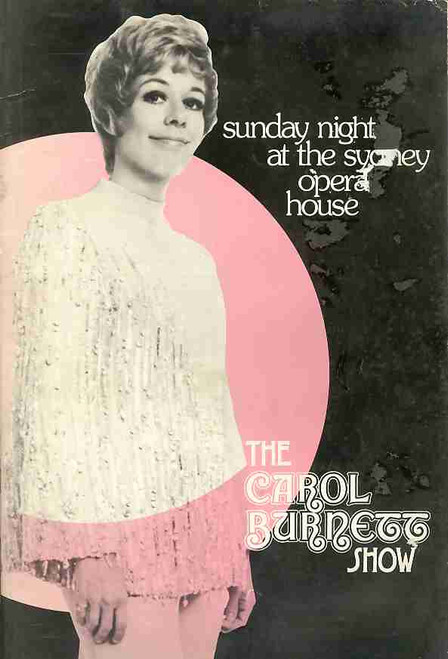 Carol Burnett Show at Sydney Opera House (variety Show), at the Sydney Opera House (1973)