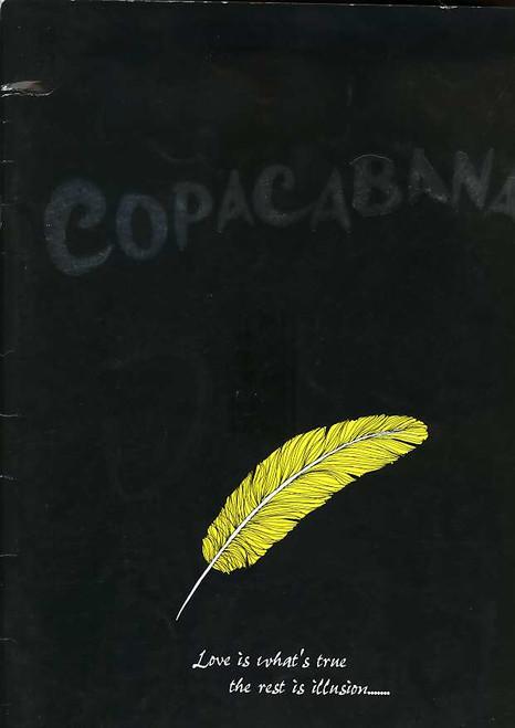 Copacabana (Musical), Franc D'Ambrosio, Darcie Roberts,Terry Burrell, Philip Hernandez, Prince of Wales Theatre London