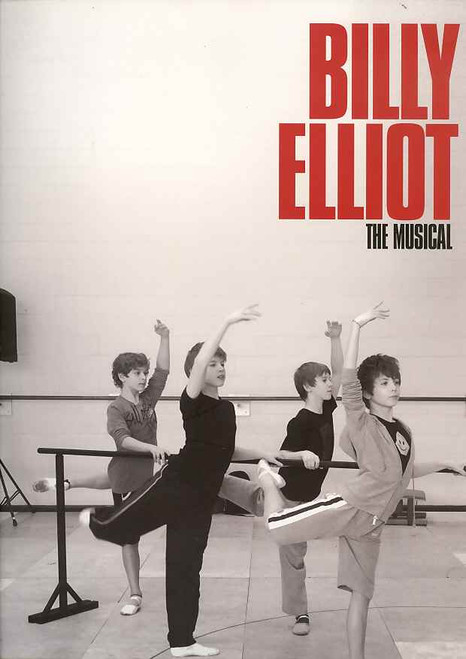 Billy Elliot (Musical), Genevieve Lemon, Richard Piper, Lola Nixon,Mike Smith, Australian Tour 2007/2008