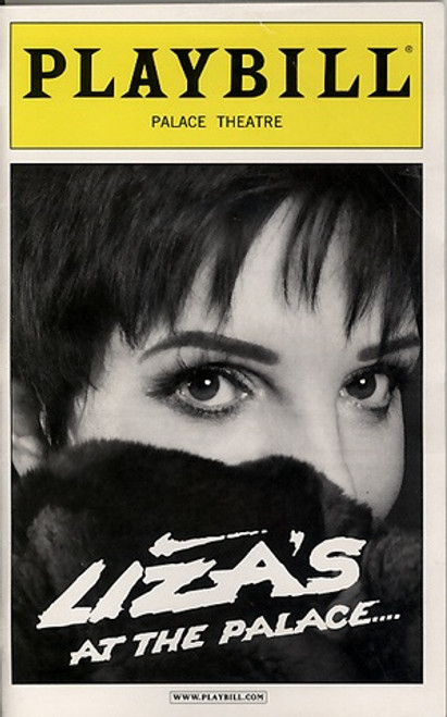 Liza's at The Palace...! was a concert presented by Liza Minnelli at the Palace Theatre on Broadway from December 3, 2008 through January 4, 2009.