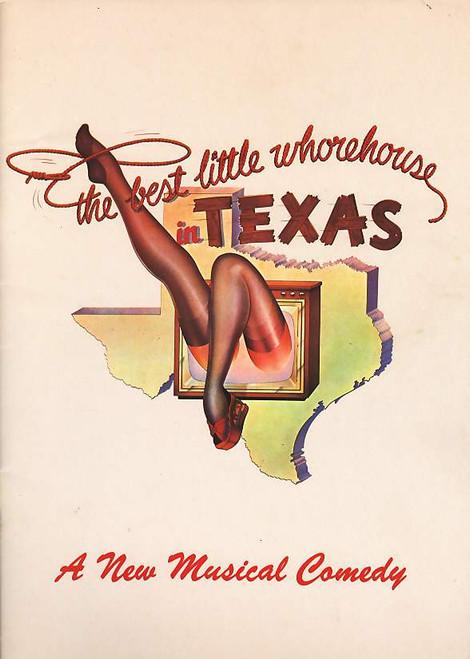 Best Little Whorehouse in Texas (Musical), Lorraine Bayly, Alfred Sandor, Mona Richardson, Peter Whitford, 1980 Australian Tour