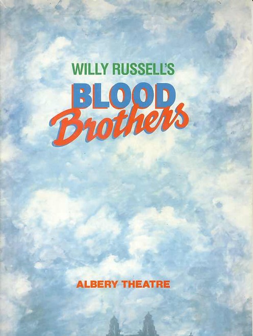 Blood Brothers (Musical),  by Willy Russell Stephanie Lawrence, Albery Theatre London