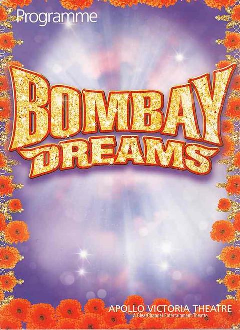 Bombay Dreams (Musical), Bollywood-themed musical Raza Jaffrey, Preeya Kalidas, Raj Ghatak, West End London