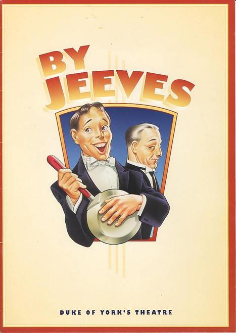 By Jeeves (Musical), Andrew Lloyd Webber - 1996 Duke of York Theatre London