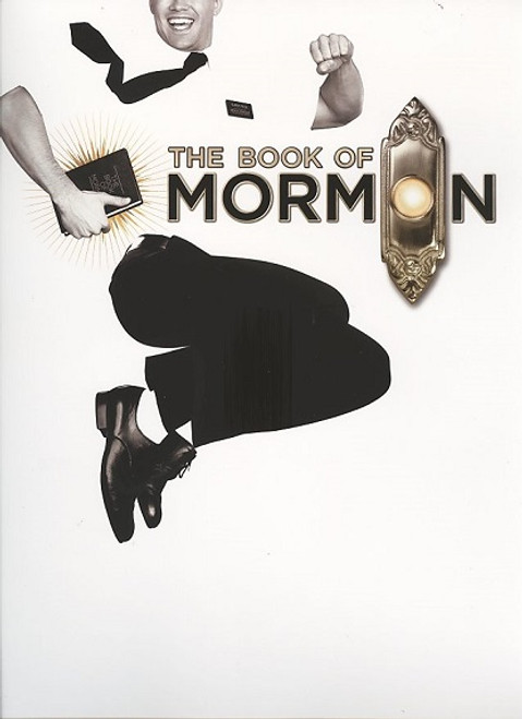 The Book of Mormon (Musical) OBC Souvenir Brochure, Andrew Rannells, Josh Gad, Nikki M James, Rory O'Mally, Eugene O'Neill Theatre