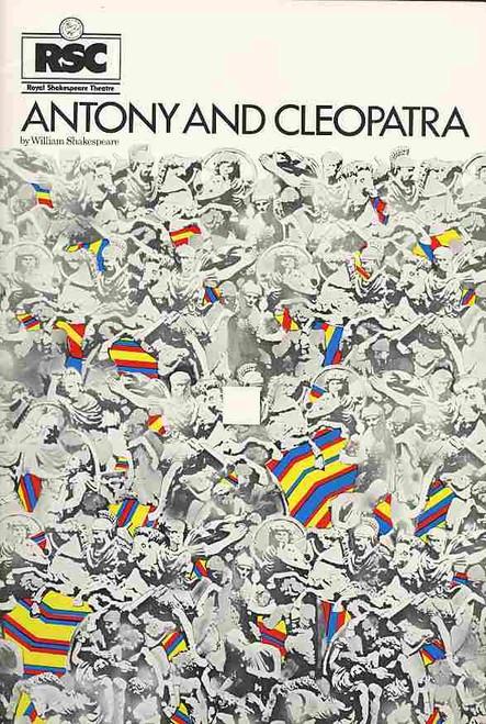 Antony and Cleopatra (Play), Glenda Jackson and Jonathan Pryce, Royal Shakespeare Theatre London