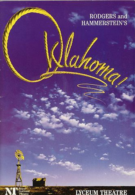 Oklahoma!  is the first musical written by composer Richard Rodgers and librettist Oscar Hammerstein II. The musical is based on Lynn Riggs' 1931 play, Green Grow the Lilacs