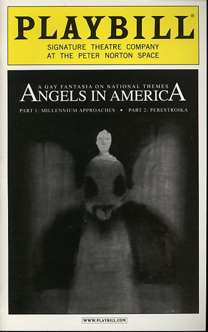Angels in America (Play), Zachary Quinto, Robin Bartlett, Christian Borle, Bill Heck - Nov 2010 Revival Broadway Production