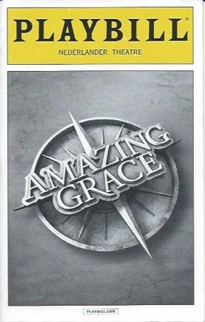 Amazing Grace -Oct 2015, Directed by Gabriel Barre, Josh Young - Erin Mackey Playbill
