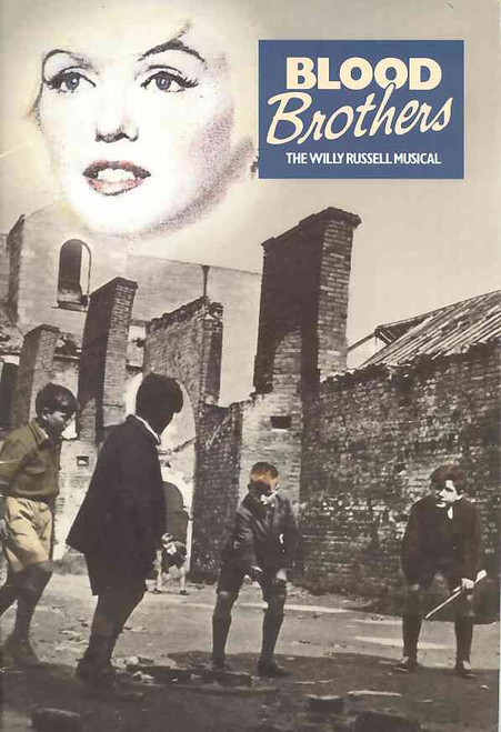 Blood Brothers (Musical), Russell Crowe, Christina Amphlett, Peter Cousens, Kris Ralph, Australian Tour 1988
