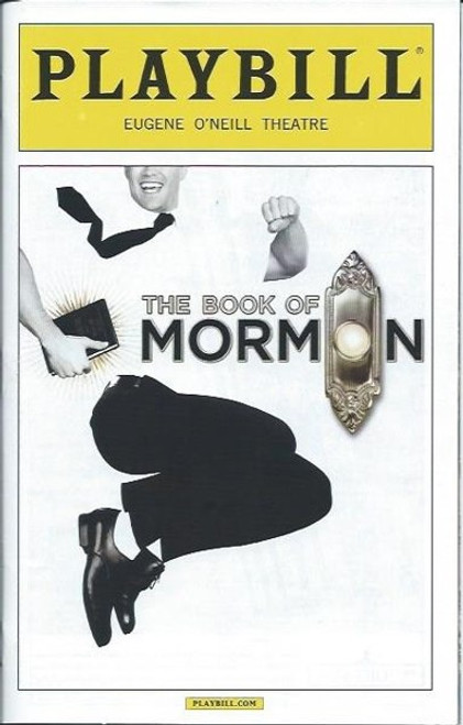 Book of Mormon The (Sept 2016) - Eugene O'Neill Theatre, Nic Rouleau, Christopher John O'Neill, Nikki Renee Daniels, Stephen Ashfield, Daniel Breaker, Eugene O'Neill Theatre