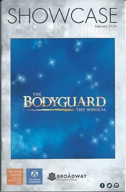 The Bodyguardby Alexander Dinelaris (Musical), Broadway Philadelphia - Feb 2017, Deborah Cox - Judson Mills