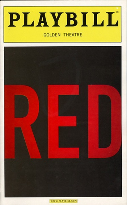 Red  is a play by American writer John Logan about artist Mark Rothko first produced by the Donmar Warehouse, London in December 2009.