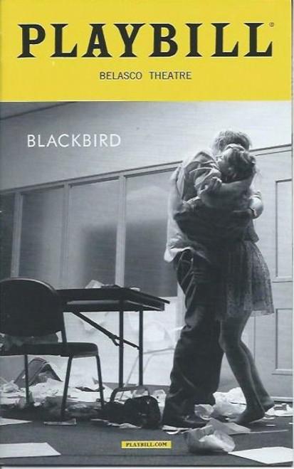 Blackbird (Apr 2016), Jeff Daniels, Michelle Williams, Belasco Theatre