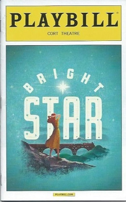 Bright Star, PlaybillMay 2016, Carmen Cusack,  Paul Alexander Nolan,  A.J Shively,  Michael Mulheren, playbill, bright star playbill