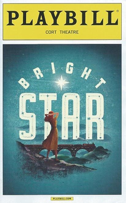 Bright Star, PlaybillMarch 2016, Carmen Cusack,  Paul Alexander Nolan,  A.J Shively,  Michael Mulheren, Bright Star Playbill