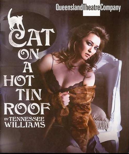 Cat on a Hot Tin Roof, play, Cherr Cassidy, Tom O'Sullivan, John Stanton, Caitlin Beresford-Ord - 2011 Australian Production