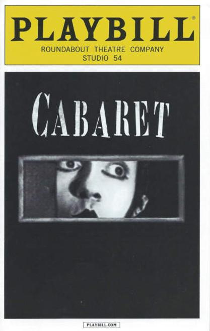 Cabaret (Oct 2014), Studio 54 Alan Cummings - Michelle Williams,Linda Emond, Danny Burstein