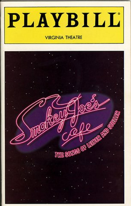 Smokey Joe's Cafe is a musical revue showcasing 39 pop standards, including rock and roll, rhythm and blues songs written by songwriters Jerry Leiber and Mike Stoller.