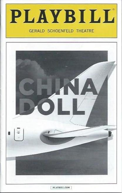 China Doll (Jan 2016), Al Pacino, Christopher Denham By David Mamet, Gerald Schoenfeld Theatre