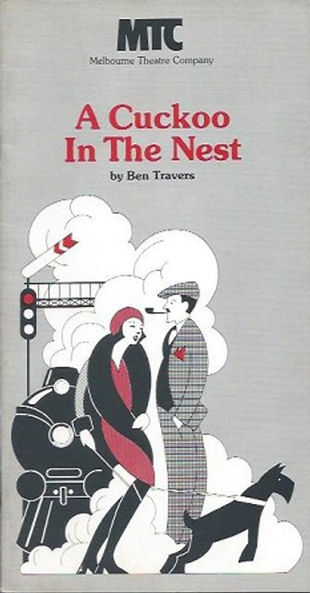 A Cuckoo in the Nest, By Ben Travers,  Melbourne Theatre Company 1982, Lisa Armytage, Babs McMillan, Denzil Howson, Anne Scott Pendlebury, Anne Phelan, Gary Down, Sally McKenzie, Simon Chilvers, Lloyd Cunnington, Beverley Dunn, Robin Cuming, james Wright