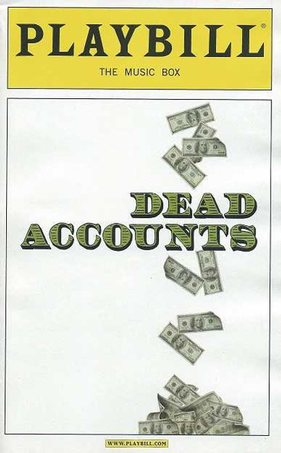 Dead Accounts By Theresa Rebeck, Comedy Premiered at the Music Box Theatre, Norbert Leo Butz, Katie Holmes, Jayne Houdyshell, Josh Hamilton, Judy Greer