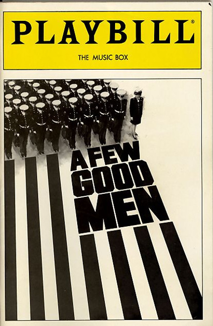 A Few Good Men is a play by Aaron Sorkin