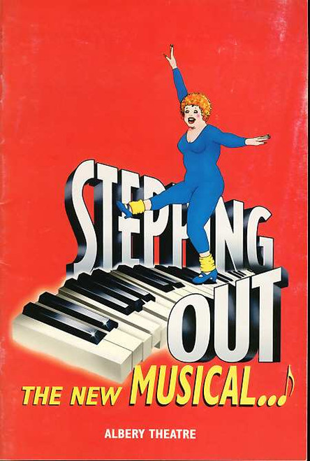 Stepping Out is a 1987 Broadway play by Richard Harris. It won the Evening Standard Comedy of the Year award in 1984.